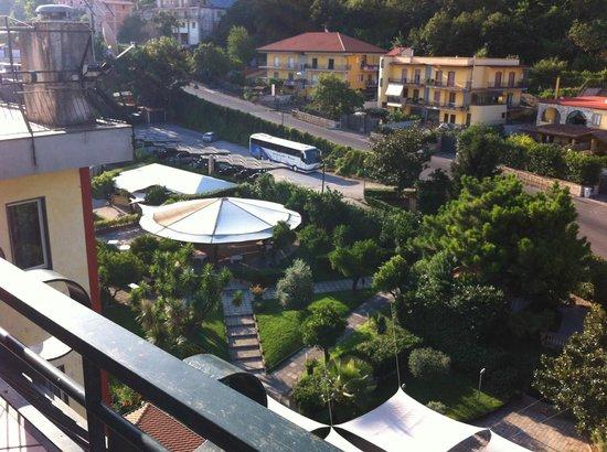 Hotel Parco: Giardino hotel