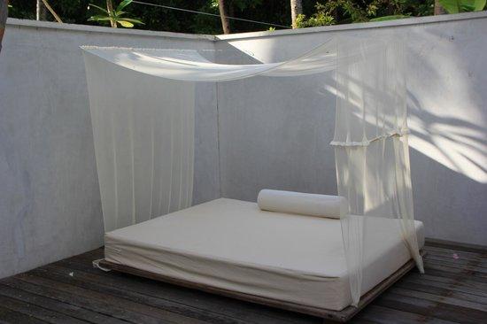 Kuramathi Island Resort : Notre villa