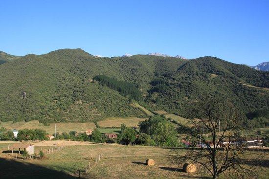 Hotel rural Haras Aritza: vue de l'hotel