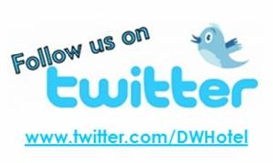 The Derwentwater Hotel: We are on Twitter too
