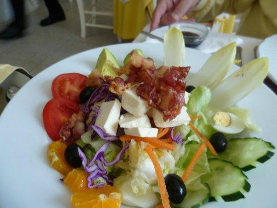 Arbol Blanco : delicieux cette salade