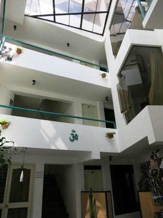 Antares Mystic Hotel: Hotel