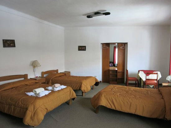 Antares Mystic Hotel: Bedroom