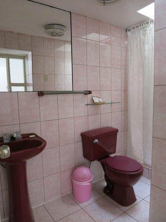 Antares Mystic Hotel : Bathroom