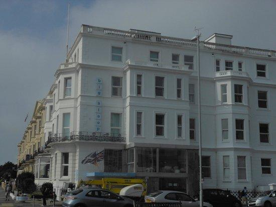 The Big Sleep Hotel Eastbourne by Compass Hospitality: The Big Sleep Hotel facade