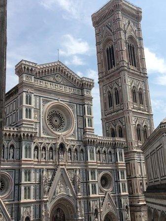 Duomo View B&B: vista camera