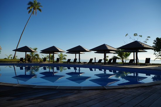 Hotel Tieti Poindimie: la piscine