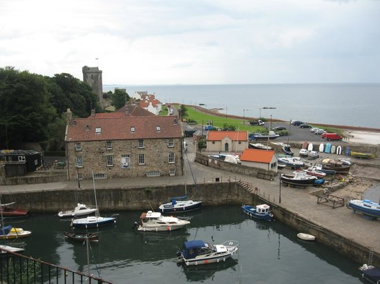Dysart Harbour & Harbourmaster's House