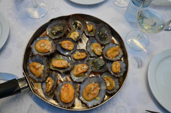 Bar Caloura: entrée ... délicieux