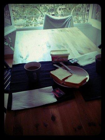 Wow Hostel Barcelona: colazione a volontà! XD