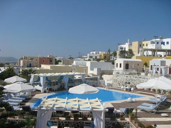 Dream Island Hotel: Вид с балкона