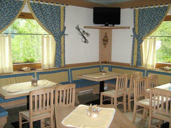 Villa Ilaria: sala colazioni