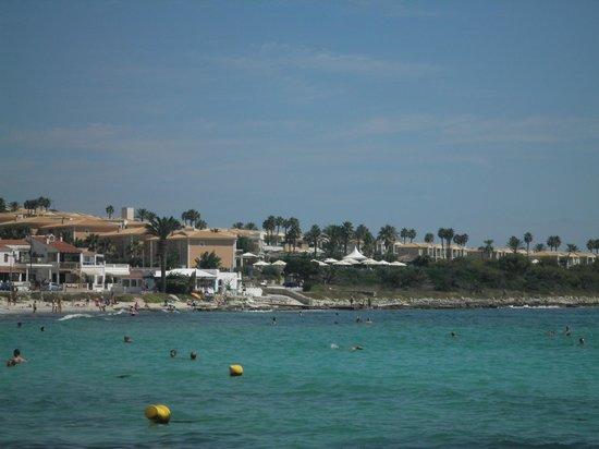 Hotel Xaloc Playa: Punta Prima