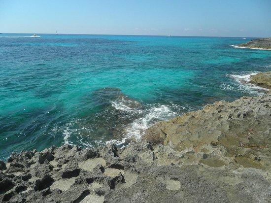 Hotel Xaloc Playa: tolles Wasser