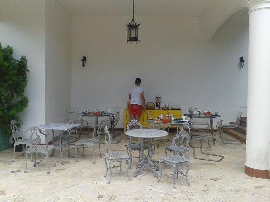 Villa Sorrento: Giardino