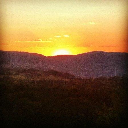 Torre Palombara - Dimora Storica: Ed ecco il tramonto