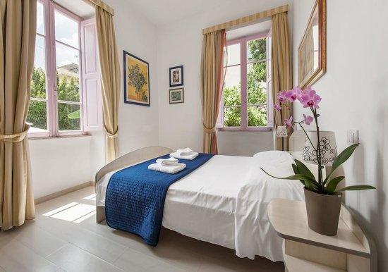 Residenza Maxima : camera appartamento 4 persone