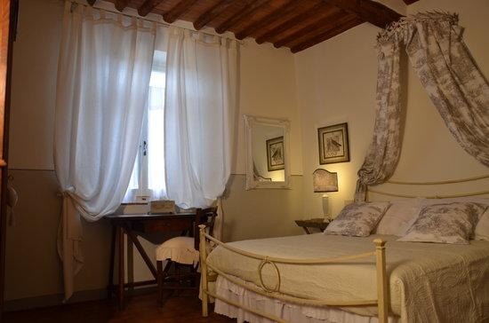 Il Nido di Anna : Panoramica della camera più antica: Cinguettio