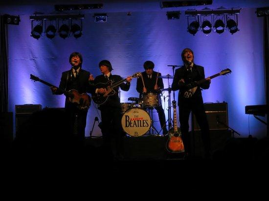 Hotel Krone : The Cavern Beatles in der Krone
