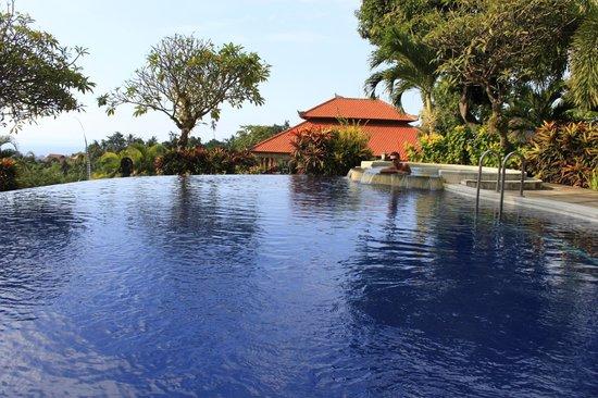 Puri Mangga Sea View Resort & Spa : piscine