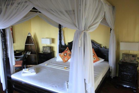 Puri Mangga Sea View Resort & Spa : Chambre
