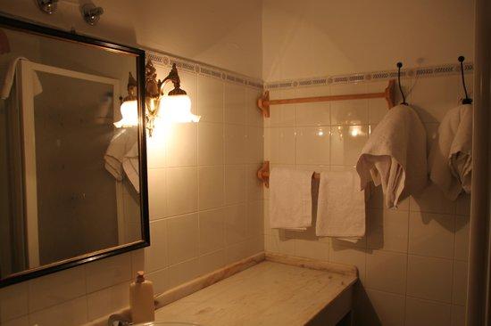 La Casa del Reloj: salle de bains