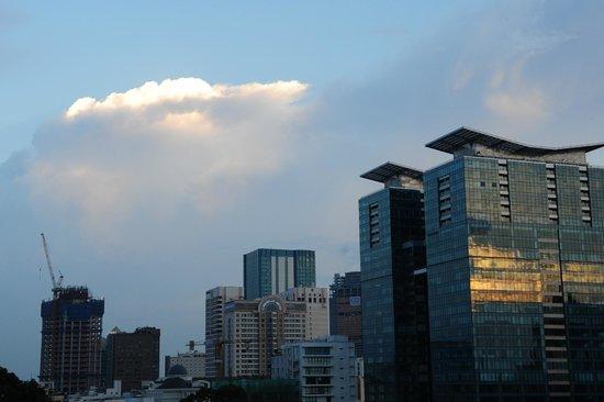 InterContinental Residences Saigon : Blick aus der Suite (8. Etage)