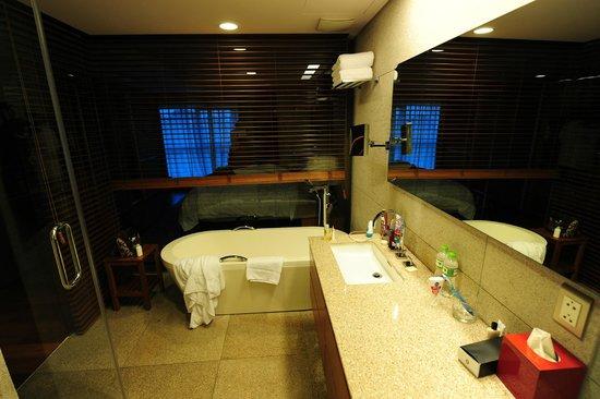 InterContinental Residences Saigon : Bad