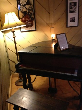 Sierra Nevada Resort & Spa: pianoforte nella Lobby