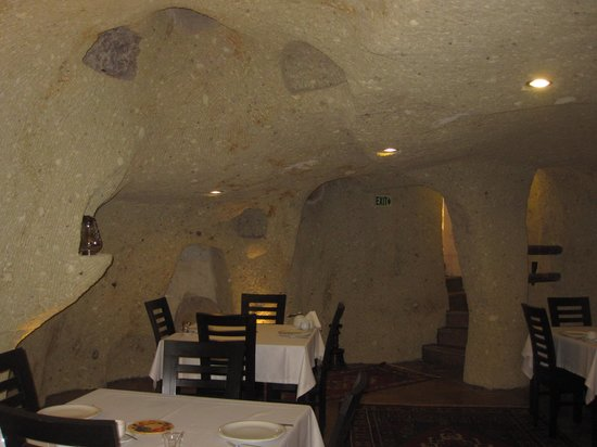 Cappadocia Estates Hotel: Sala colazione