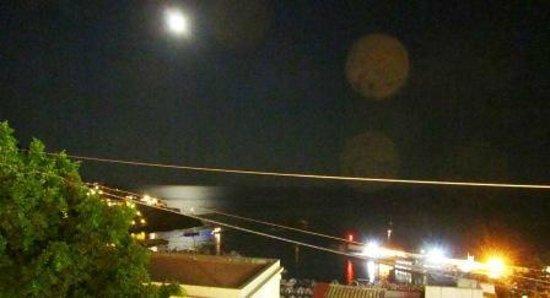 La Luna Sul Porto: View from the dining table