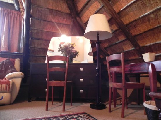 Bedfordview Boutique Lodge: Luxury Thatch
