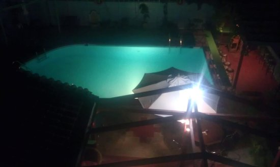 Park Hotel: la piscina