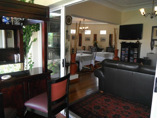 Bedfordview Boutique Lodge: Bar