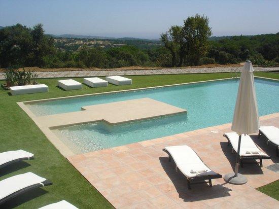 Sant Pere del Bosc Hotel & Spa: PISCINA EXTERIOR