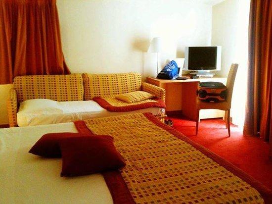 Hotel Accademia: Stanza