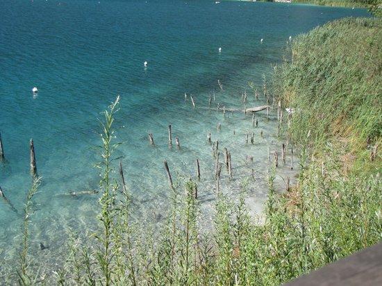 Museo delle Palafitte del Lago di Ledro: quel che resta delle palafitte