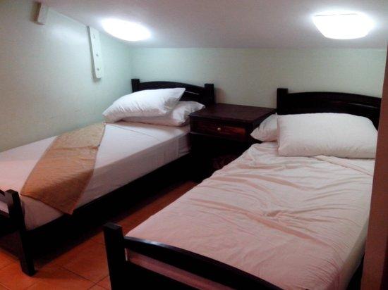 Danao Coco Palms Resort: 2 Single beds