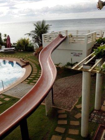 Danao Coco Palms Resort: Slide