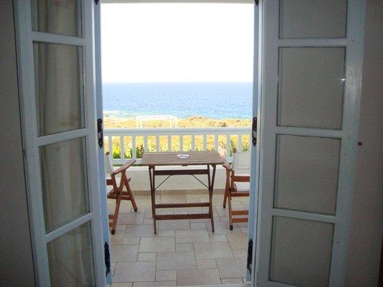 Hotel Pirgos Stelida: Η θέα από το δωμάτιο