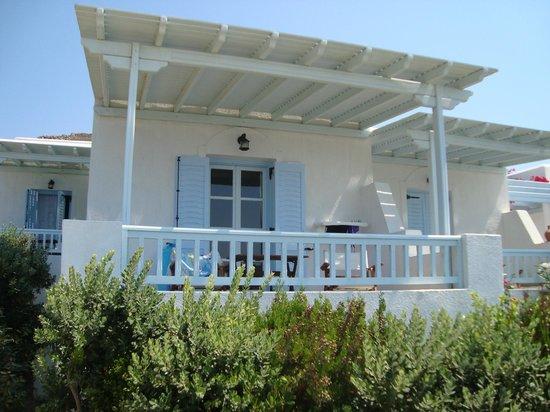 Hotel Pirgos Stelida: Το δωμάτιο μας