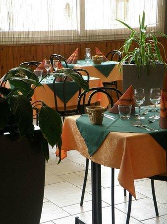 Le Restaurant du Soleil: Salle du resto