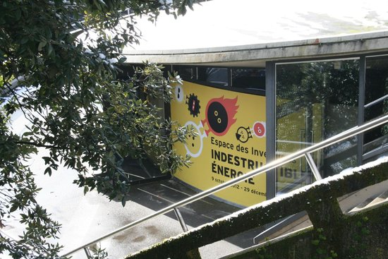 Espace des Inventions: Exposition Indestructible énergie