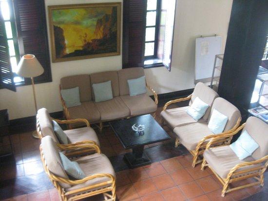 Thanh Thuy Hotel Dalat: lobby