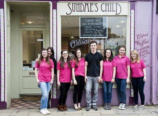 The Sundae's Child Team