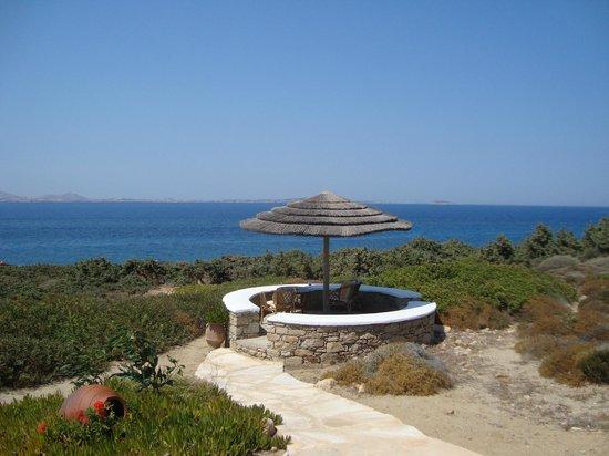 Hotel Pirgos Stelida: Το όμορφο κιόσκι