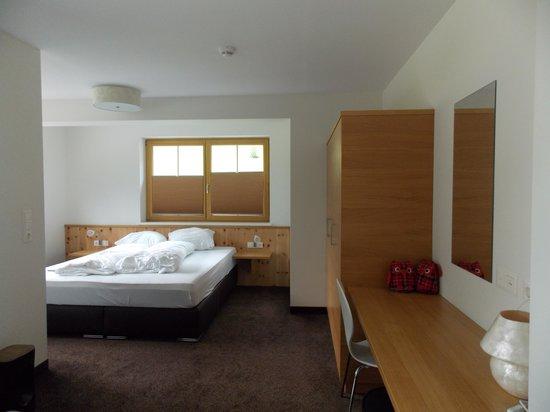 A CASA Appartementhaus: camera da letto