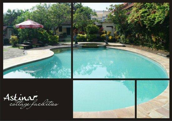 Astina Hotel: Kid's Pool and Adult Pool