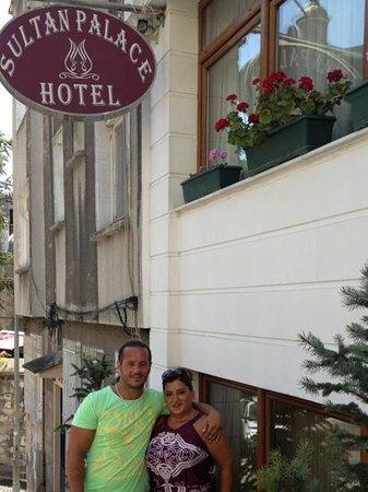 Sultan Palace Hotel: Super Woche gehabt