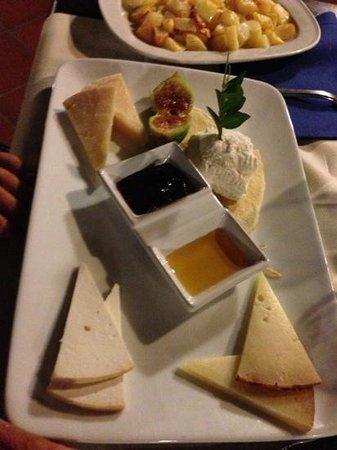 Vecchia Gallura : formaggi